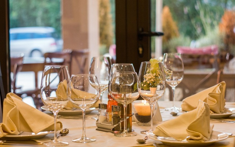 Suggested restaurants in the Sorrento peninsula